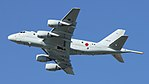 JMSDF P-1(5512) fly over at Tokushima Air Base September 30, 2017 04.jpg