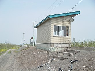 Hayashizaki Station - Hayashizaki Station in May 2007