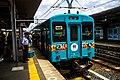 JRW 105 Wakayama Line Hashimoto Station 2015-08-11.jpg