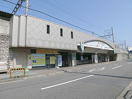 JR Central of Otobashi Station 01.JPG