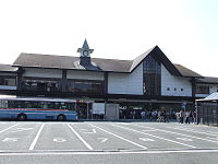 JR Kamakura station East.JPG