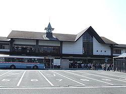 JR Kamakura station East.JPG