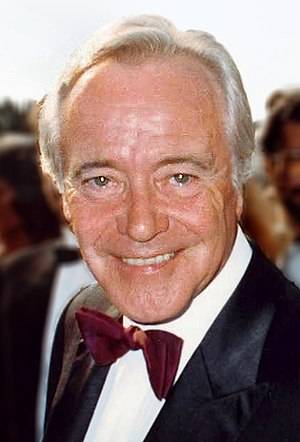 Jack Lemmon - Jack Lemmon, attending an awards ceremony in 1988