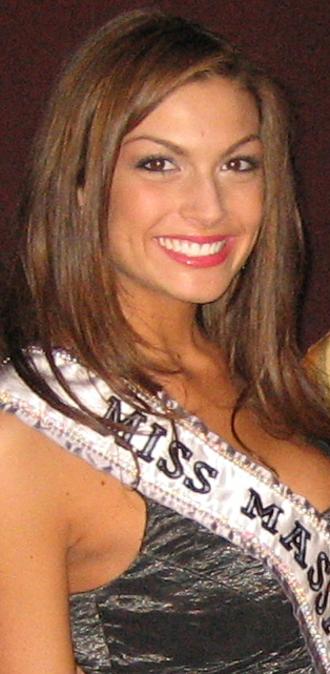 Miss Massachusetts USA - Jackie Bruno, Miss Massachusetts USA 2008