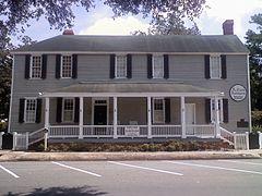 Jackson-Clark-Bessent-MacDonell-Nesbitt House