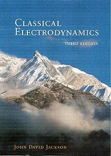<i>Classical Electrodynamics</i> (book) Graduate textbook by J.D. Jackson