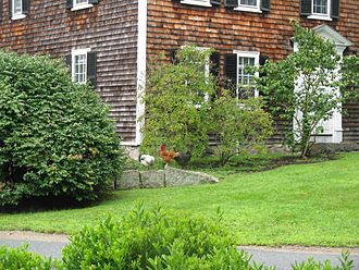 Norwell, Massachusetts - Jacobs Farmhouse, Norwell Historical Society