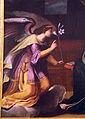 Jacopo ligozzi e collaboratore, annunciazione, 1592, 03.JPG