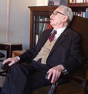 Jacques-Louis Monod - Jacques-Louis Monod in 2009.