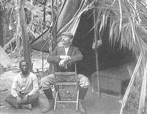 Léopold Louis Joubert - Alphonse Jacques in the Congo in 1903