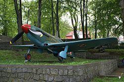 Jak-9P MMW Gdynia