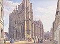 Jakob Alt - Der Dom in Regensburg - 1837.jpg