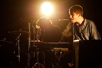 James Blake (musician) - James Blake performing at Glastonbury Festival June 2011