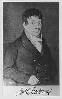 James Chalmers (inventor) 1782-1853; alleged Scottish inventor of the adhesive postage stamp