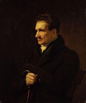 James Heath (engraver) - Portrait of James Heath by James Lonsdale, 1830