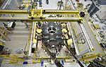 James Webb Space Telescope Mirror Halfway Complete (24050844075).jpg