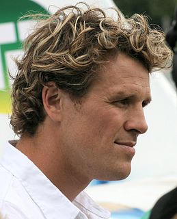 James Cracknell British rower