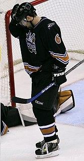 Jamie Heward Canadian ice hockey player