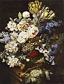 Jan van Huijsum - Vase of Flowers - WGA11827.jpg