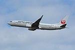 Japan Air Lines Boeing 737-800 JA321J NRT (16506835468).jpg