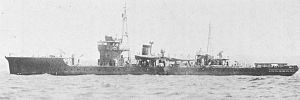 Japanese minelayer Sarushima - Image: Japanese minelayer Sarushima 1942