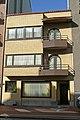 Jaren 1950-appartementsgebouw, Parmentierlaan 149, Knokke (Knokke-Heist).JPG