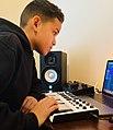 Jarom Su'a Making Beats.jpg