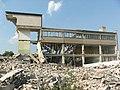 Jasło - Rozbiórka starego budynku przy ul. Jana Pawła II (471503273).jpg