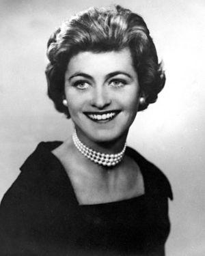 Jean Kennedy Smith - Jean Kennedy, c. 1953