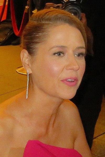 Jenna Fischer, American actress