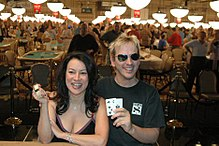 Phil locke poker tony saldanha procter gamble