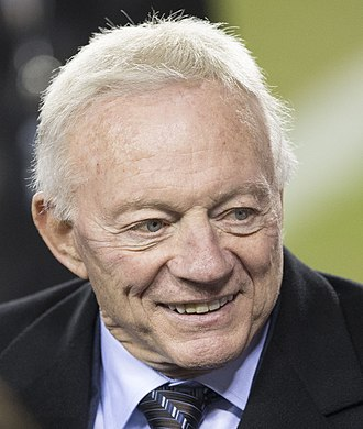 Jerry Jones - Jones in 2015