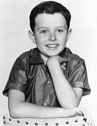 """Beaver Cleaver - Jerry Mathers as """"Beaver"""" Cleaver"""