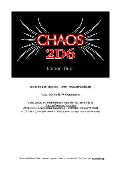 File:Jeu libre Chaos 2D6 Edition Duel.pdf