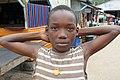 Jeune garçon à São João dos Angolares (São Tomé).jpg