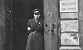 Jewish policeman Muranów 4 Gęsia Street Warsaw Ghetto.jpg