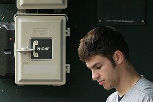 Joe Mauer - Mauer in 2006