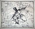 "Johannes Hevelius - Prodromus Astronomia - Volume III ""Firmamentum Sobiescianum, sive uranographia"" - Tavola R - Aquila et Antinous.jpg"