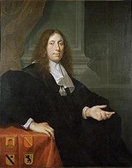 Portrait de Lambert van Velthuysen