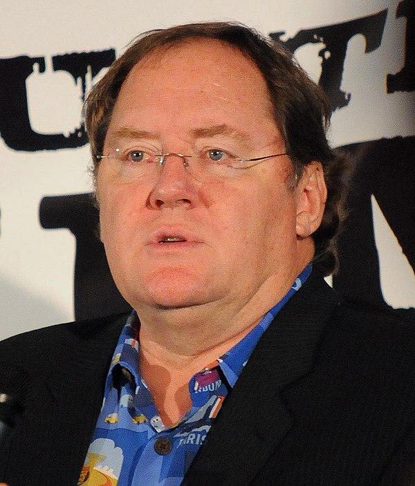 Photo John Lasseter via Wikidata