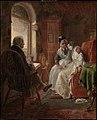 John Callcott Horsley (1817–1903) - The Pride of the Village - N00446 - National Gallery.jpg