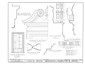 John Carlyle House, 123 North Fairfax Street, Alexandria, Independent City, VA HABS VA,7-ALEX,13- (sheet 4 of 8).png