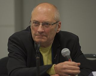 John Clute Canadian Science fiction and fantasy literary critic