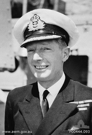 John Augustine Collins - Captain John Collins in 1943