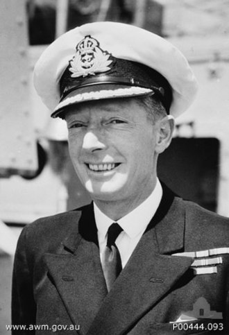 Collins-class submarine - Captain (later Vice Admiral Sir) John Augustine Collins, namesake of the Collins class