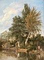 John Crome - Boys Bathing on the River Wensum, Norwich - Google Art Project-edit.jpg