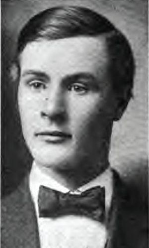 John E. Mellish - John E. Mellish circa 1910