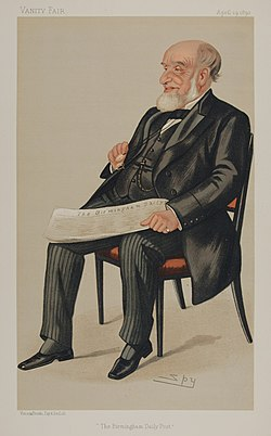 John jaffray vanity fair 19 april 1890