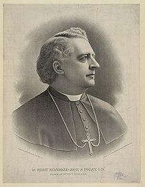 John S. Foley, D.D., Bishop of Detroit, Michigan.jpg