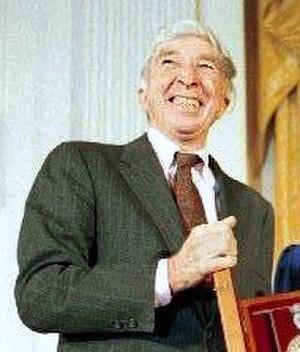 John Updike - Updike in 1989